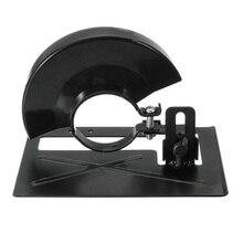 Регулируемая металлическая подставка для угловой шлифовальной машины держатель опорная база крышка для угловой шлифовальной машины 20 мм до 30 мм Новинка