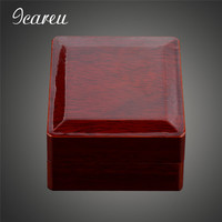 High Quality Wooden Championship Ring Gift Box For Single Ring Jewelry One Position Display Collection Jewelry