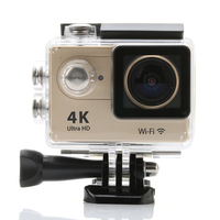 Hight Quality Sports Camera 1080P WIFI 2 0 Inch LCD Display Ultra HD 4K 12MP 170D