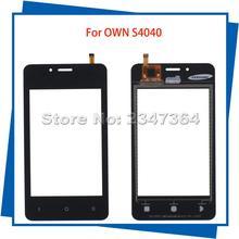 Для собственного S4040 4040 сенсорный экран мобильный сенсорный экран для телефона