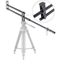 YELANGU Mini Jib Crane Portable Professional DSLR Video Camera Extension Arm Crane Jib for DSLR DV Photo Studio Accessories
