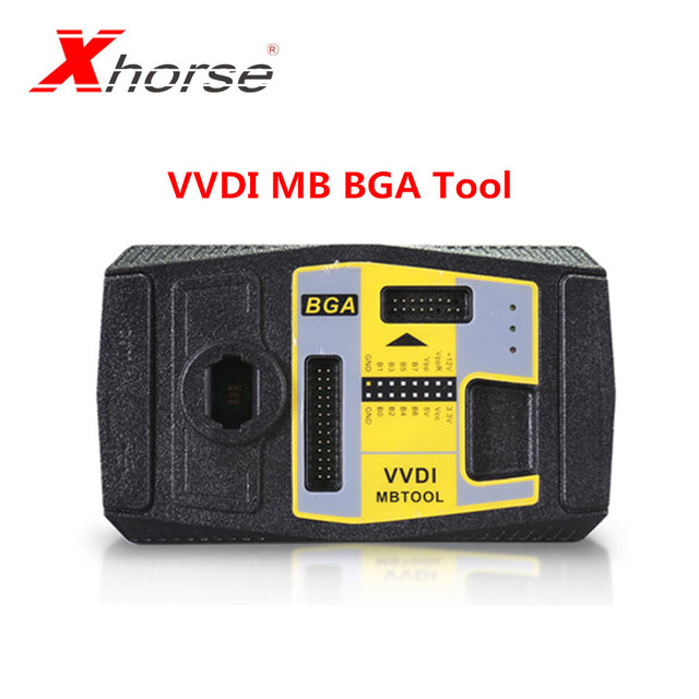 Xhorse V4.8.0 VVDI MB BGA TooL Key Programmer Auto Diagnostic tool with BGA Calculator Function for Benz support All Key Lost