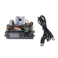 DPX6005S Adjustable Voltage Power Supply Buck Module With 1.8 LCD Display