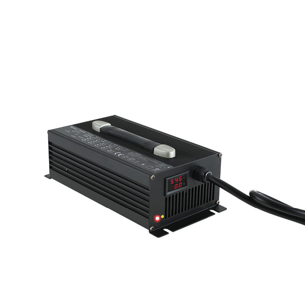 Travelling bus battery charger 1500w 36v 30a Lithium/Lifepo4/LFP battery charger