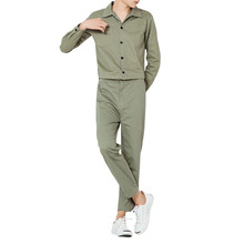 2017 New Men s Clothing Male Fashion Casual Jumpsuit Bodysuit Slim Trend Lovers Male Ankle Length