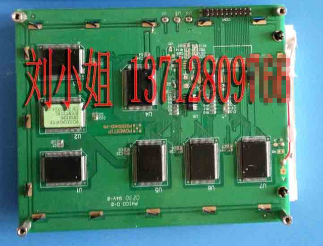 1pcs replacement  PG320240D P6 PG320240WRF DE4 H LCD display screen compatible with pg 320240D p6 pg320240D