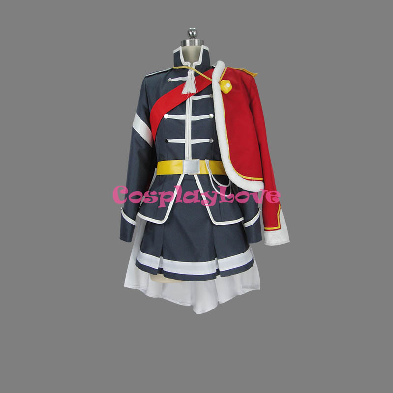 CosplayLove Shoujo Kageki Revue Starlight Claudine Saijou Cosplay Costume Dress Custom Made For Halloween Christmas