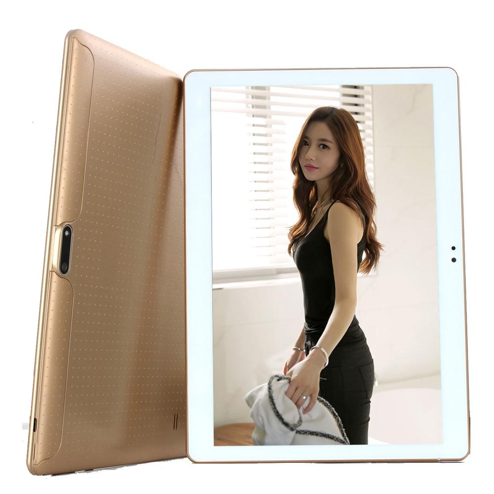 Android 5 1 Tablet PC Phablet Tab Pad Quad Core 2GB RAM 16GB ROM 10 Inch