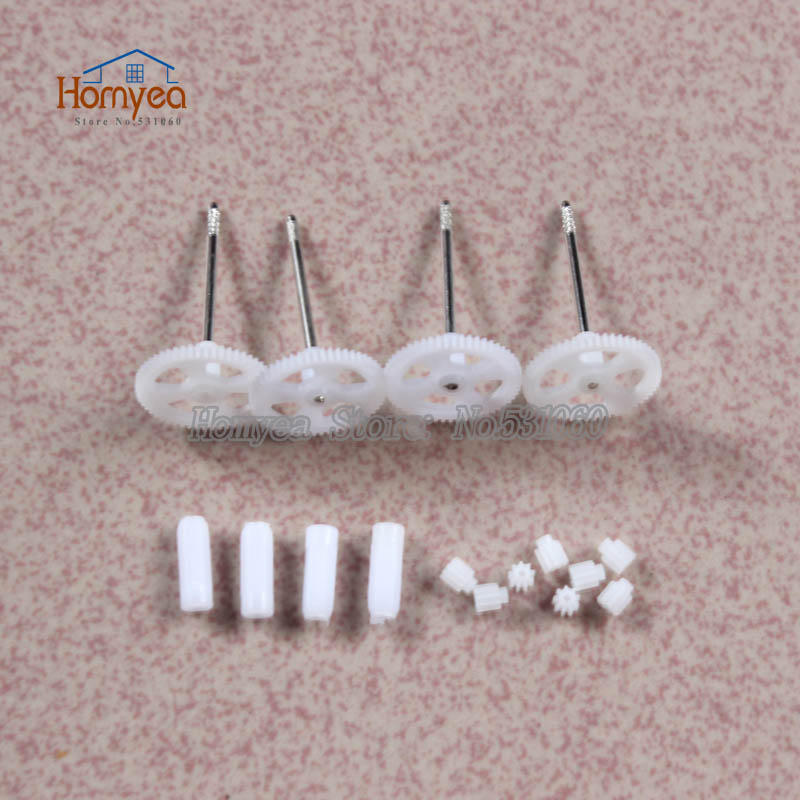 H31 Spare Parts engines Motor motors gear for JJRC H31 RC drone Quadcopter