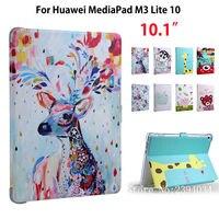 Children S Cartoon Case For Huawei MediaPad M3 Lite 10 10 1 BAH L09 BAH W09