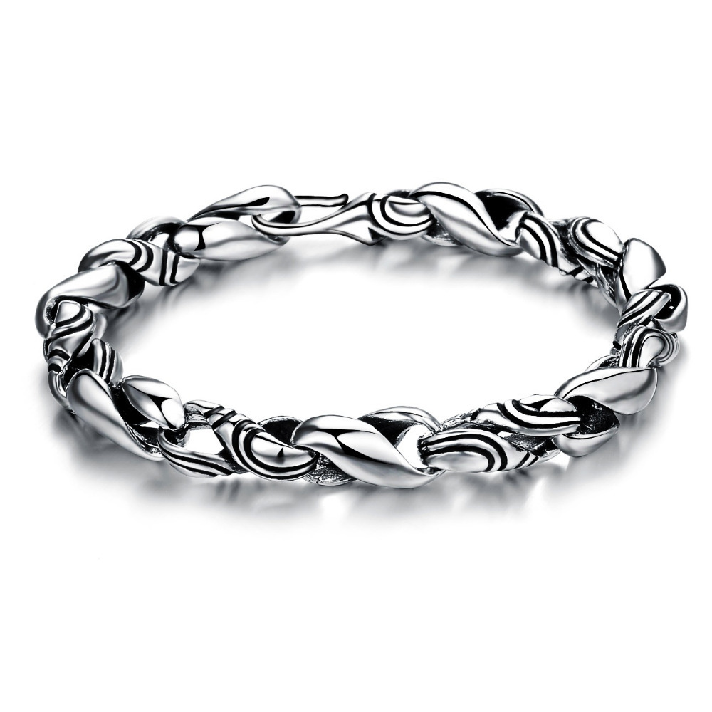 design of silver for men
