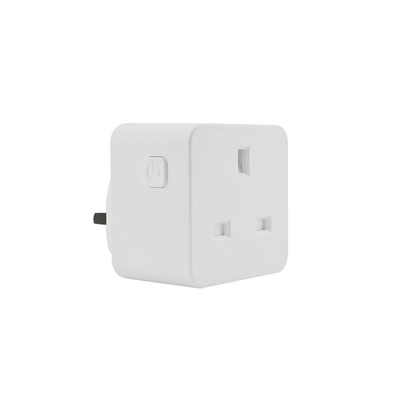 Wifi Smart Socket EU/UK/FR Power Plug Smart Plug Mobile APP Remote Control USB Output Works with Amazon Alexa Google Home
