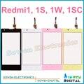 Pantalla táctil digitalizador panel táctil de la pantalla táctil para xiaomi redmi red rice 1sc 1 w hm1 hm 1 1 s, mejor calidad