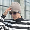 2016 New Arrival Autumn Winter Men Women Knitted Hat Fashionable Cotton Skullies Strechy Beanies Outdoor Hat Keep Warm From Cold