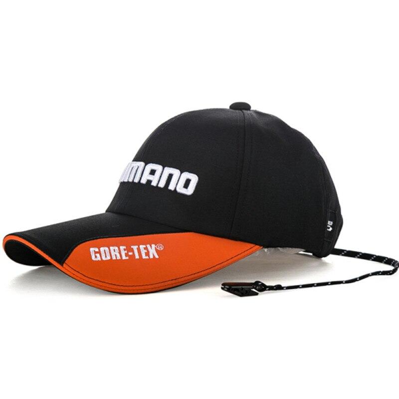 2019 nuevo adulto hombres ajustable pesca sombrilla deporte béisbol pescador sombrero gorra negro especial cubo sombrero con letra