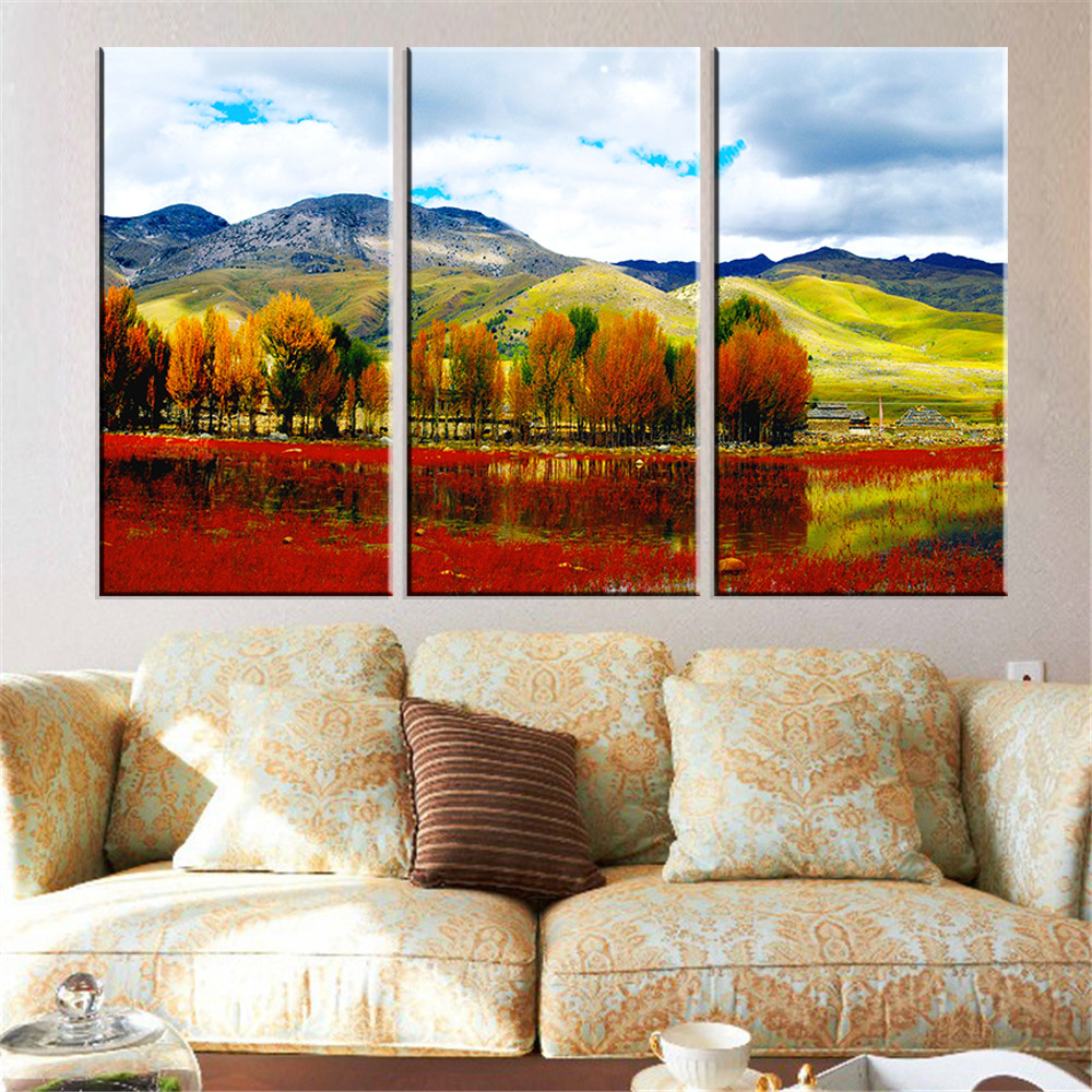 Living Room Paintings Art Online Buy Wholesale Nature Wall Art From China Nature Wall Art