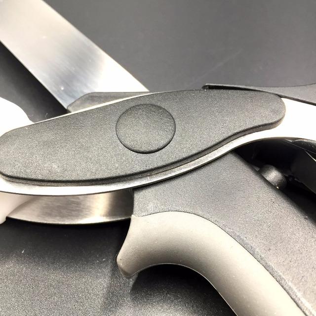 2 in 1 Kitchen Knife & Scissors