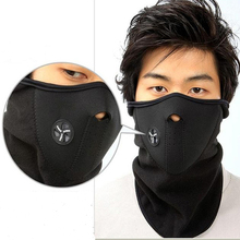 Tcare חיצוני Windproof Dustproof פנים מסכת אופני אופנוע אופנה חם מסכות לנשים גברים נוער רכיבה על אופניים ספורט
