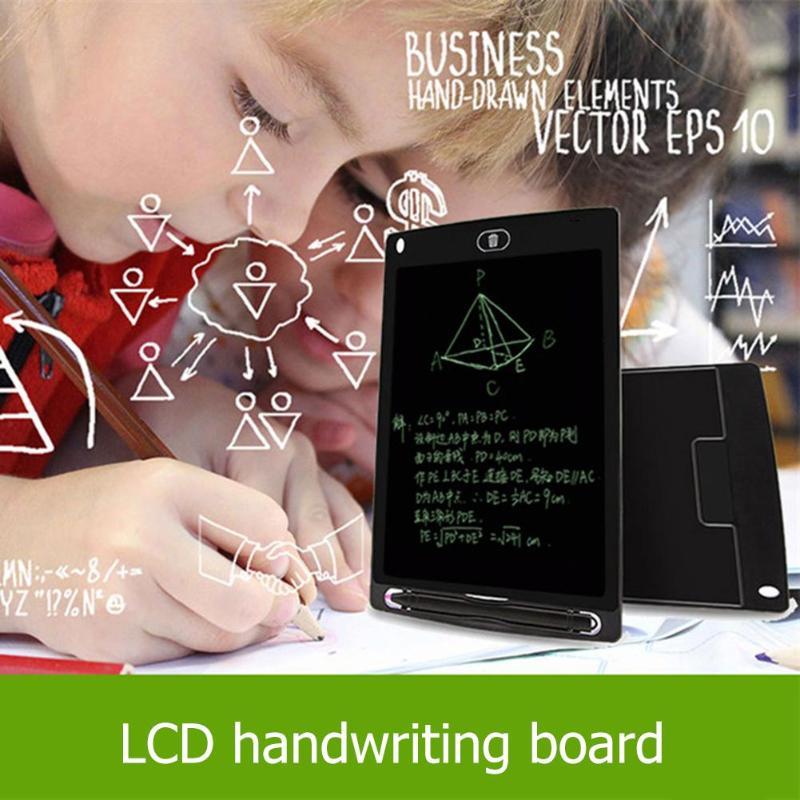 Tableta de escritura LCD inteligente Bloc de notas electrónico 9