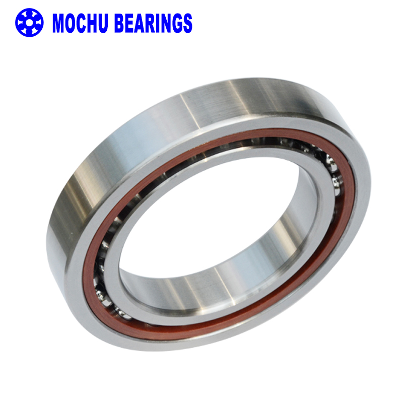 1pcs 71912 71912CD P4 7912 60X85X13 MOCHU Thin-walled Miniature Angular Contact Bearings Speed Spindle Bearings CNC ABEC-7 1pcs mochu 7207 7207c b7207c t p4 ul 35x72x17 angular contact bearings speed spindle bearings cnc abec 7