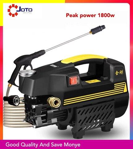 Máquina de Lavar Roupa do Carro Pressão da Bomba Doméstico Indução Cobre Elétrica Alta Água Máquina Limpeza 220 v 900 w