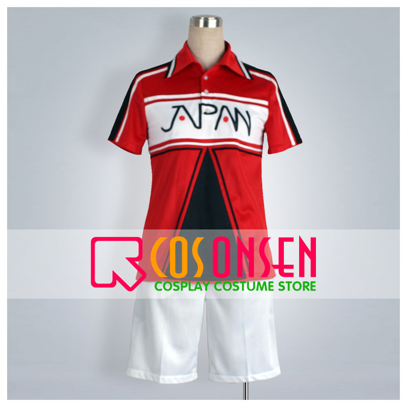 Aliexpress.com : Buy COSPLAYONSEN Prince Of Tennis U 17