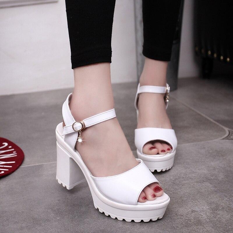 Comfortable summer dress sandals