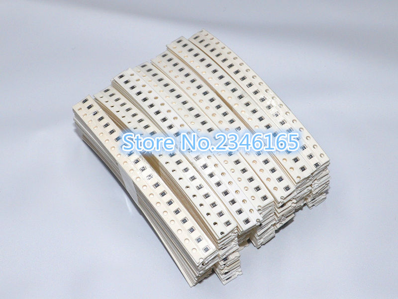 Jasnprosma 2512 J 5% 4000pcs 43r 47r 51r 56r 62r 68r 75r 82r 91r High Quality Smd 6432 Ohm Resistor Video Games