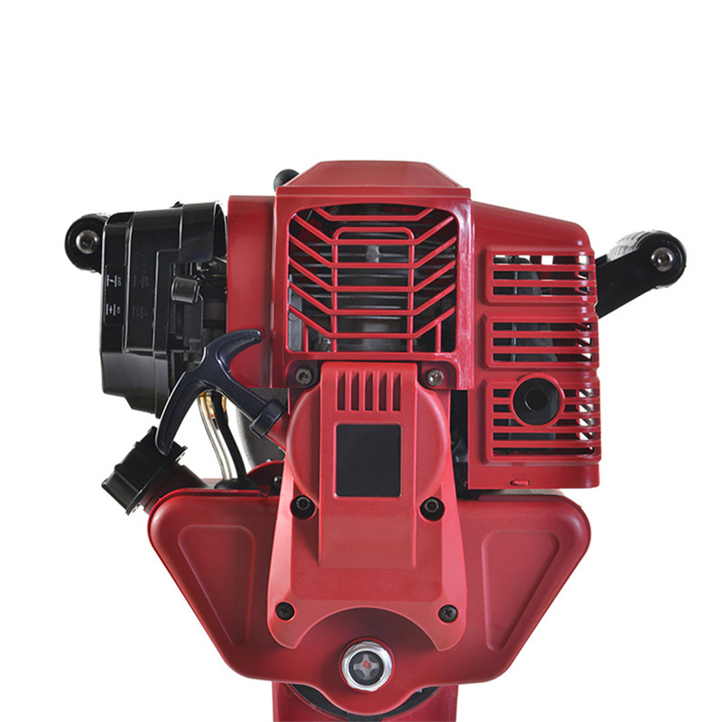Two-stroke Pile Driver Pickaxe Tree Digging Machine Gasoline Planting Tree Excavation Trencher 2 Cycle Engine Garden Tool 52 CC (2)