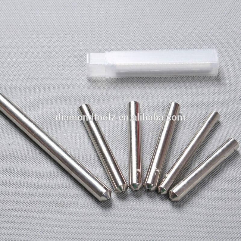 Talentool spedizione gratuita 2 pezzi / set incisore metallo naturale - Accessori per elettroutensili - Fotografia 4