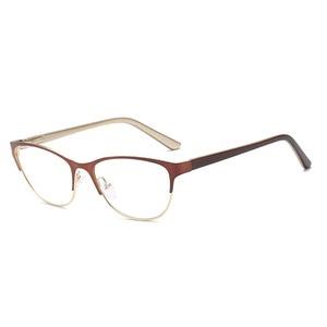 Image 3 - الكمبيوتر نظارات واضح مكافحة الإشعاع الإشعاع الأشعة الصبي المتشرد إطار نظارات شمسية البصرية الأنظف مكافحة نظارات الضوء الأزرق النساء القط العين