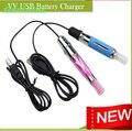 """""""HOT"""" EGO VV USB Passthrough Tensão Variável Bateria fit para todos ego/510 Fio Atomizador navio livre"""