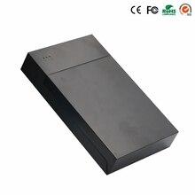 Tool Free USB 3.0 to SATA III HDD Enclosure 3.5 Hard Drive Disk Box 2.5 Hard Disk Box Reading Capacity up to 6GB EU Plug