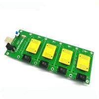 4 in 1 universal test board BGA152/132/100/63 TSOP48 NAND flash adapter AU6989 FLASH USB interface testing program socket