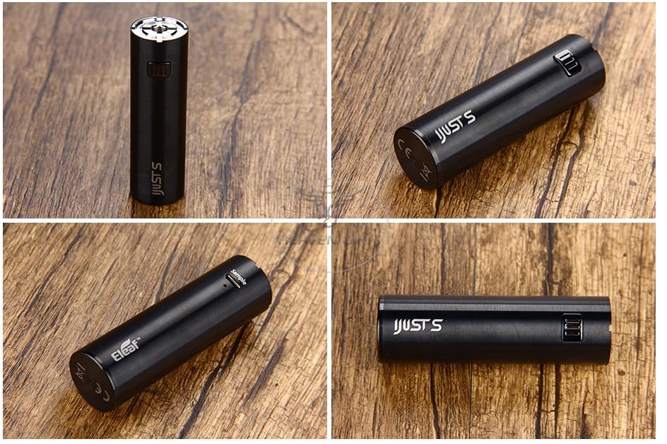 Eleaf iJust S Battery - 3000mAh, Black
