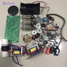 1 шт./лот, пять волновых полос, три лампы, Коротковолновая радиосвязь, комплект без основания