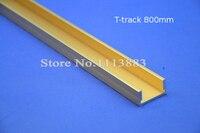 Alluminio T-track 800mm  servire solo per la nostra corrispondenza mitra gauge