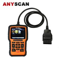 Original FOXWELL NT510 All Systems Professional Scan Tool Engine ABS SRS Coding Scanner Update Online Free Shipping