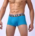 mens underwear boxers business quality men's modal,spandex mid waist pants pouch Comfortable underwear brand plus size