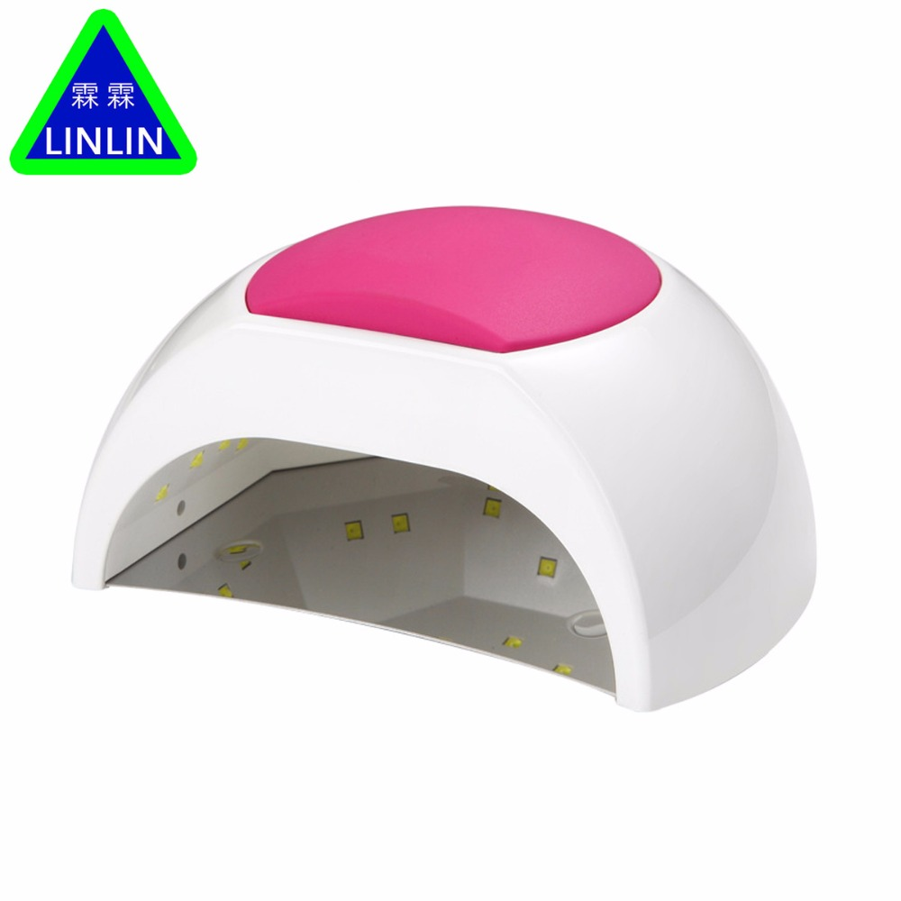 LINLIN massager Nail Lamp UV Lamp Dryer for UV Gel LED Gel Machine Infrared Sensor Massage