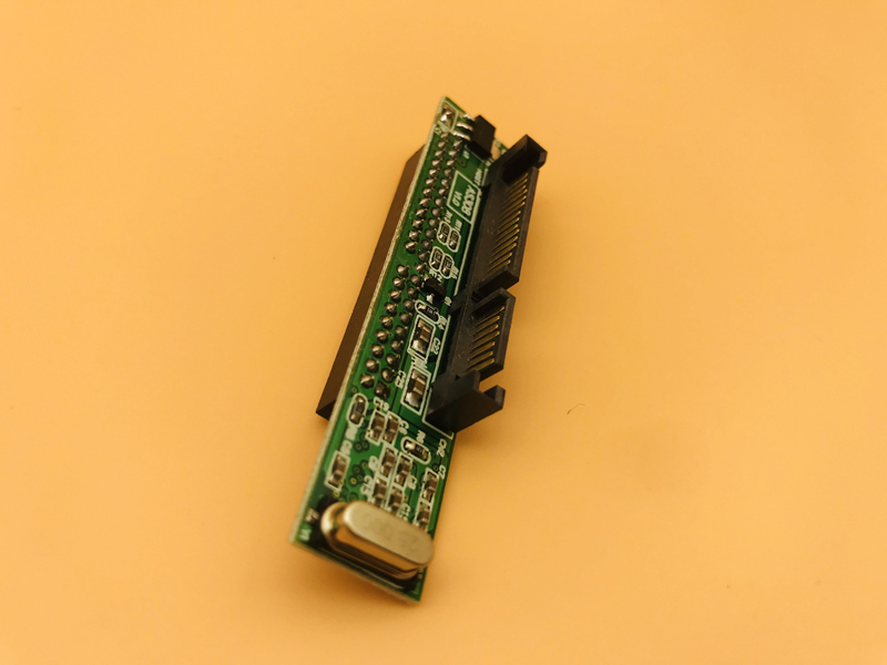 2.5'' Female 44 pin IDE to 7+15 22 pin Male SATA Hard Drive Adapter Converter 2.5