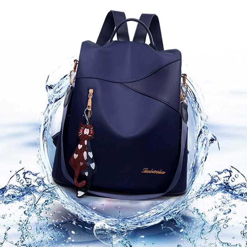 TETHYS дизайнерские рюкзаки для женщин высокого качества водонепроницаемый рюкзак большой емкости Дорожная сумка рюкзаки для школы подростков девочек