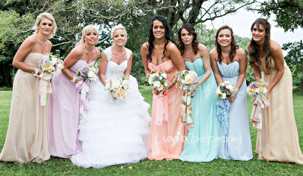 Lastest Modern Off The Shoulder Sweetheart Chiffon Bridesmaid Dress Coral Mint Green Lilac Girl Dresses For Weddings BMD93 In From