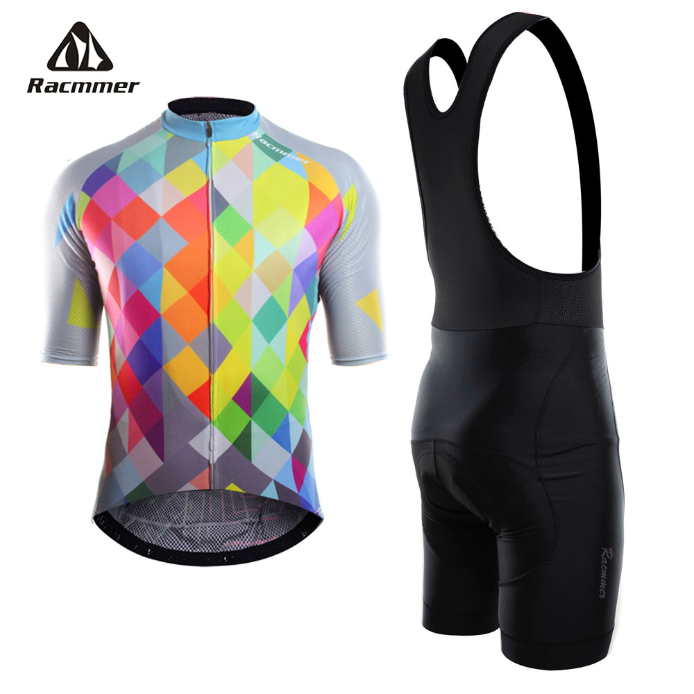 Racmmer 2018 Pro Summer Cycling Jersey Set Mountain Bike Clothing MTB Bicycle Clothes Wear Maillot Ropa Ciclismo Men Cycling Set racmmer 2018 summer cycling jersey set pro team aero clothing mtb bicycle clothes wear maillot ropa ciclismo men cycling set