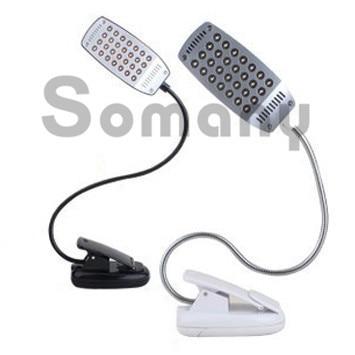 Creative Design USB Led Book Lights 28 Led With Flexible Folder High Power Led Desk Light Novelty Gifts for Reading Led Lamps