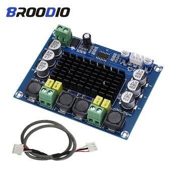 TPA3116D2 High Power Digital Amplifier Board Audio Amplifiers Module Class D Dual Channel 2*120W Sound Amplificador For Speakers