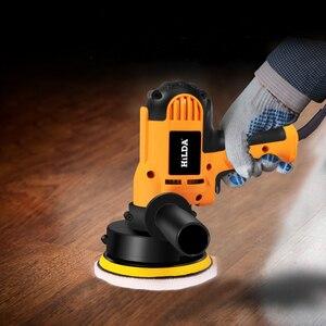 Image 5 - 220V Electric Car Polisher Machine Auto Polishing Machine Adjustable Speed Sanding Waxing Tools Car Accessories Powewr Tools