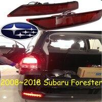 Forester Breaking Light 2008 2016 Free Ship LED Forester Rear Light LED 2pcs Set Forester Taillight