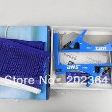 DHS Настольный теннис P106 сетка для пинг-понга и пост набор сетка с пост набор для настольного тенниса