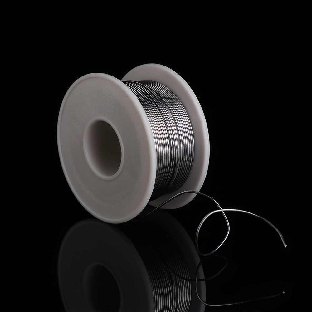 1 cuộn 10A 63/37 8G/50g/0.8/1.0mm 2.0-2.3% Từ Thông Nhựa Thông Core Weldring dụng cụ Công Nghiệp Hàn Dây Tín Dẫn Nhà Cải Tiến
